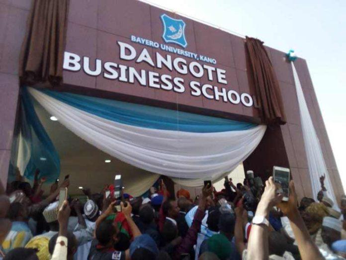 Dangote Business School BUK