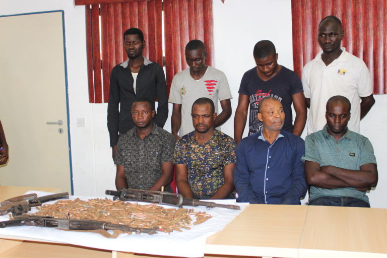 Benue Plateau Killings: Police Parade Suspects