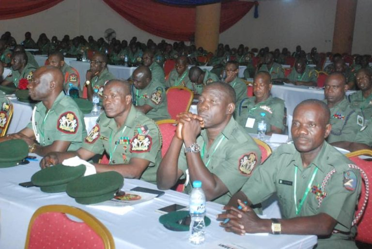 Army Division Trains 197 Officers Human Capacity