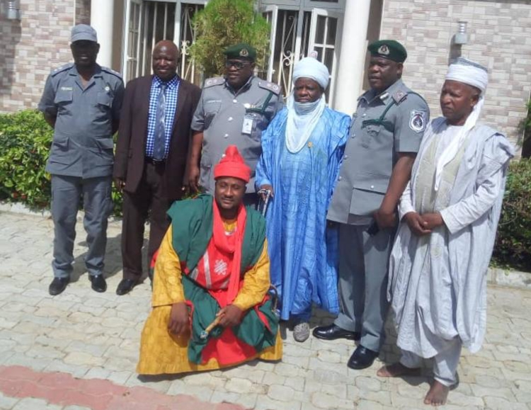Federal Character: NCS Names Top Customs Officers by Geo-political Zones