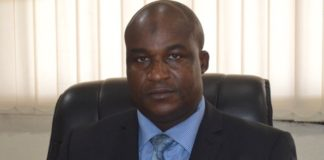 ICPC Ag Chair Musa usman Abubakar