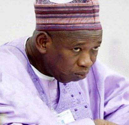 Governor Ganduje of Kano