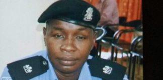 Haruna Mohammed Anambra Police