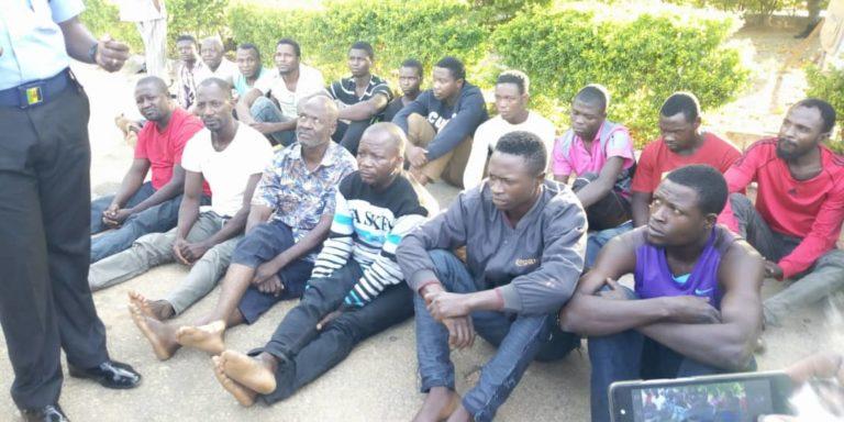 Killing of General Alkali: Police Parade Suspects in Jos