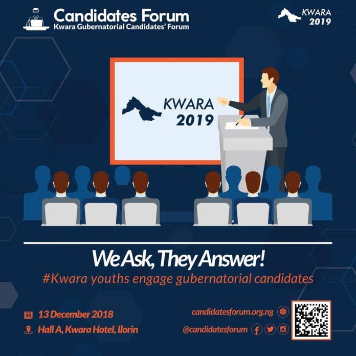 Candidates Forum Flyer