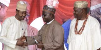Jibrin Ndache receives NIPR Award