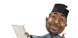 Whistleblower Dr. Murtala Ibrahim