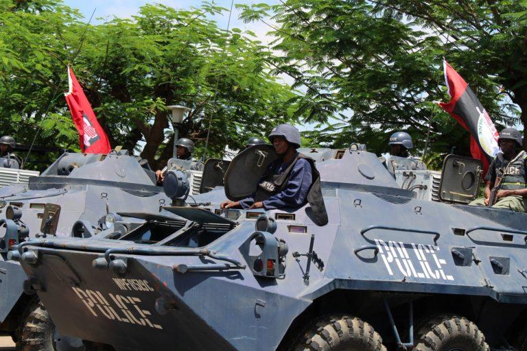 Finally, 2000 Policemen Deployed to Fight Boko-Haram in North-East- Spokesperson