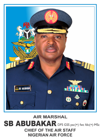 NAF Commissions Senior Officers' Building in Abuja