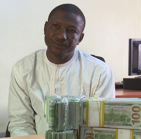 EFCC Sani Abdullahi on Money Laundery