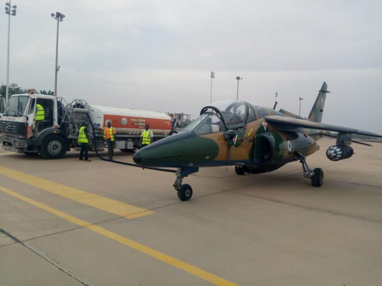 Operation Diran Mikiya: NAF Deploys Air Assets, Special Forces Personnel to Sokoto