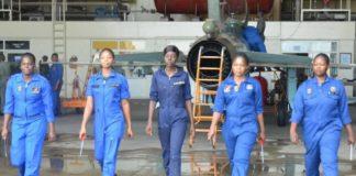 NAF Women of War
