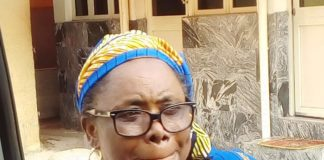 EFCC Elderly Woman