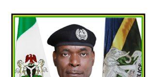 IGP Mohammed Adamu Police Boss