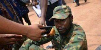 Fake Soldier