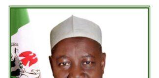 Minister of Environment Surv Suleiman Hassan Zarma