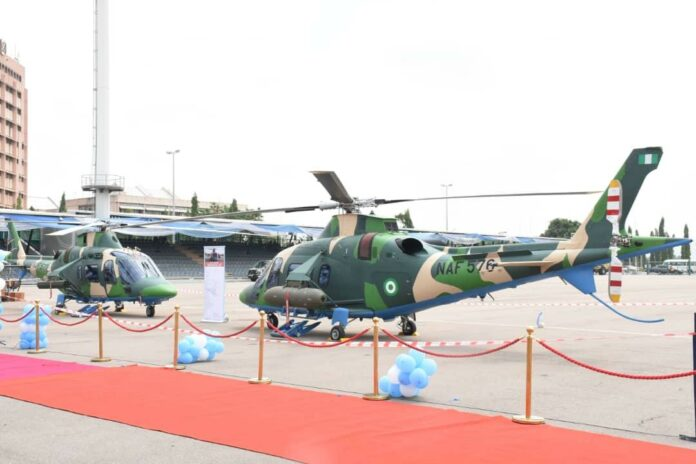 NAF Agusto Helicopters