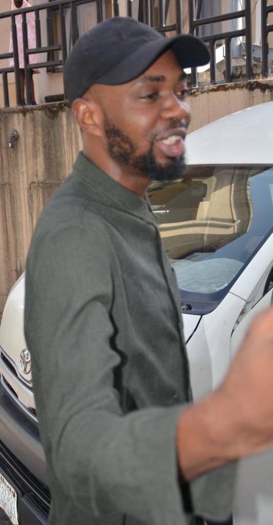 Photo: Fake Army General Edward Bags Jail Term in Nigeria