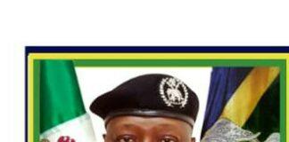 CP Ahmed Iliyasu Kano Police Commissioner