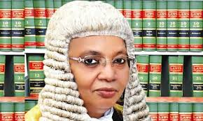 Justice Zainab Bulkachuwa of Appeal Court