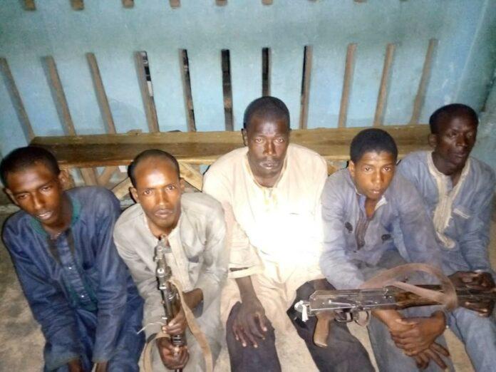 Kidnappers Kaduna Abuja Express
