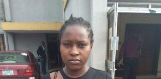 EFCC Female Convict