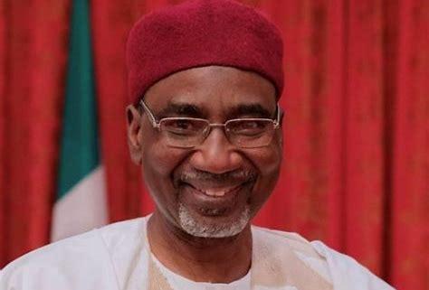 Ahmed Rufai NIA DG, CISSA Chair