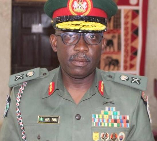 Major General Bulama Biu