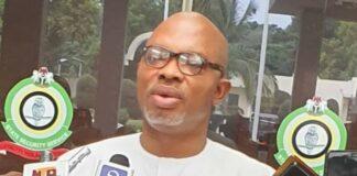 Peter Afunaya DSS Spokesperson