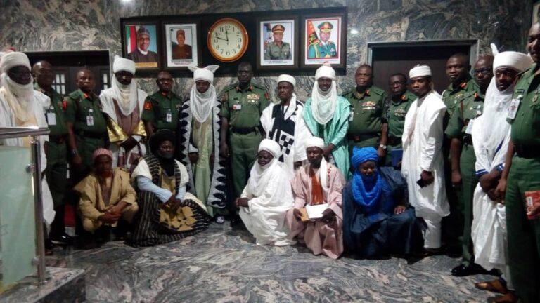 Buratai tasks inter-faith organisations, Traditional Rulers on peace, cohesion