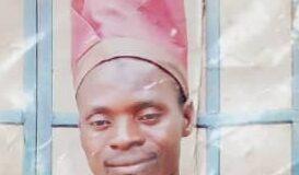 Detained Abdullahi Ahmadu in DSS Custody