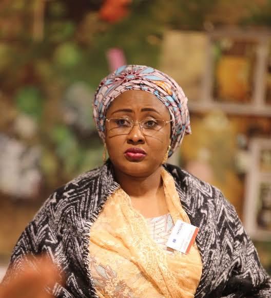 First Lady Aisha Buhari