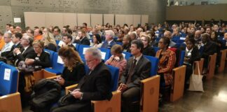 Guests and Participants at Blanquerna-Emerson Global Communication Summit on SDGs in Barcelona