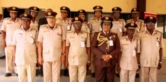 NIS Immigration Officers
