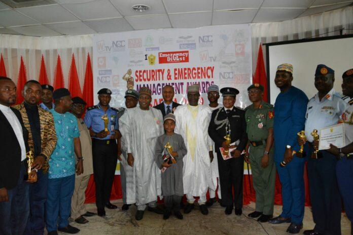 SAEMA Award Winners