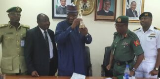 NCC Boss with FOSSRA Members