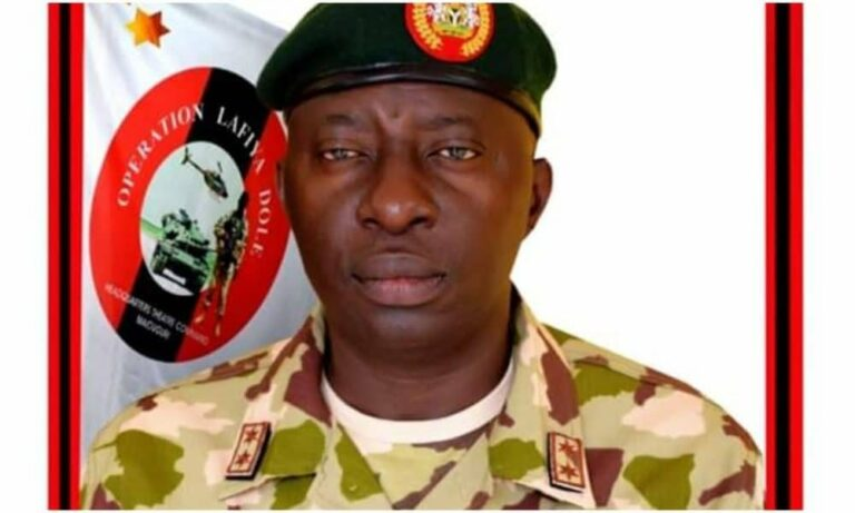 Boko Haram: Nigerian Troops Repel Attack on Theatre Commander's Convoy