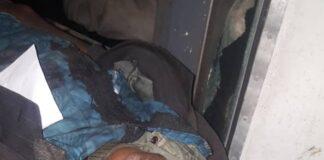 The shot Kidnapper in Zaria