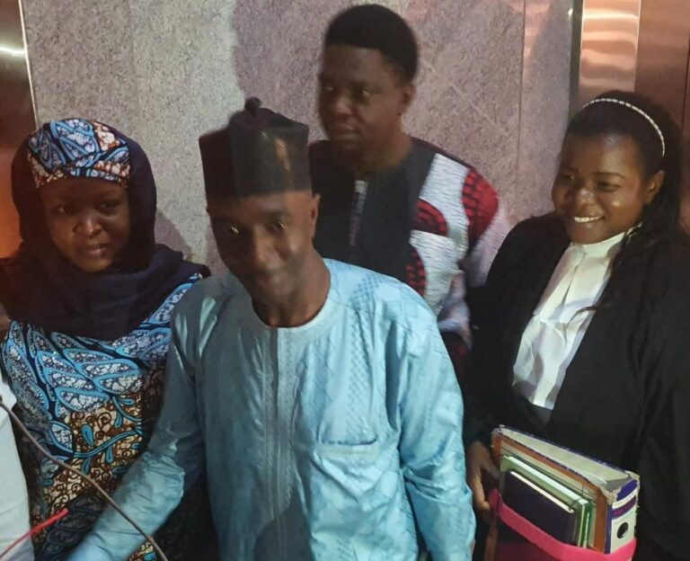 Court Reinstates Award-Winning Counter-insurgency Officer, Colonel Suleman