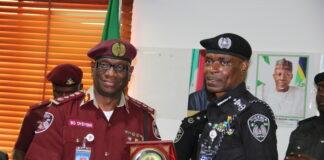 FRSC Boss Boboye Oyeyemi and IGP Police Idris Mohammed
