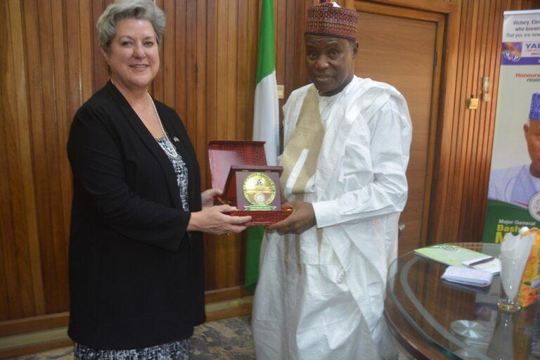 US, Nigeria Partner to Combat Insecurity