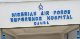 NAF Nigerian Air Force Reference Hospital Daura Katsina