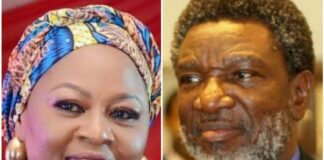 NIPR Chairpersons Maryam Sanusi of FCT and Segun McMedal of Lagos