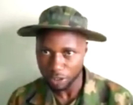 Nigerian Military Investigates Viral Video on Maltreatment of Naval Personnel