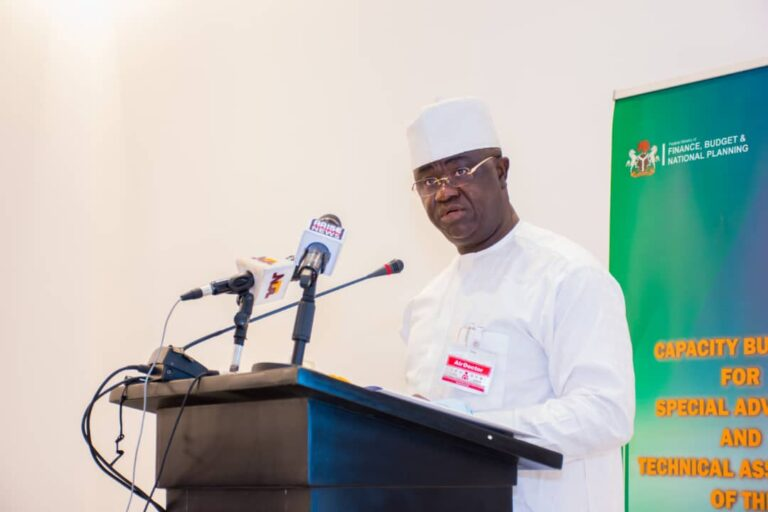 Change Mindset in handling Issues, Minister tells Perm Sec.
