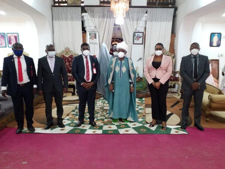 Emir of Ilorin Supports Anti-Corruption War, as EFCC Nab Lexus-Riding Internet Fraudsters in Abuja