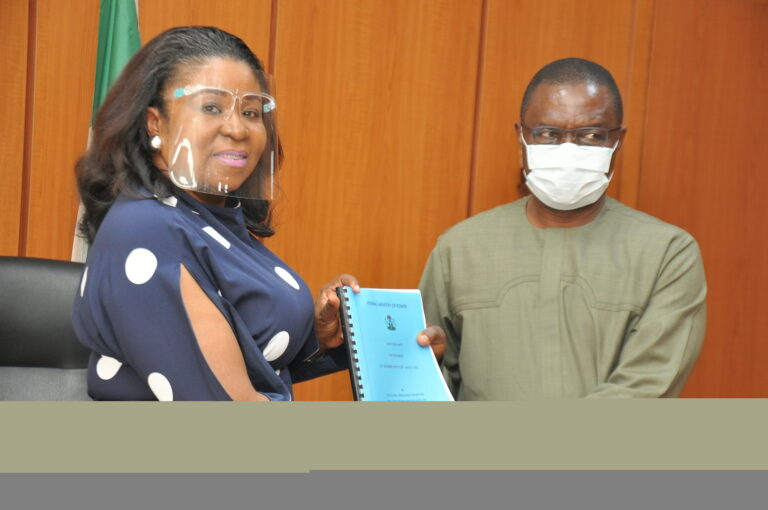 Power Ministry Gets New Perm Sec.