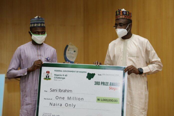 Sani Ibrahim Paki and DG NITDA, Kashifu Inuwa