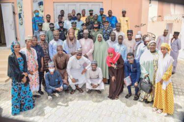 Participants at PRNigeria Centre Kano