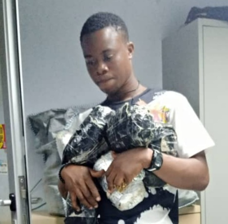 NDLEA Nabs Cyprus Bound Student with Large Hard Drugs